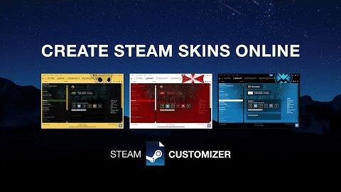 Steam Customizer - Terms